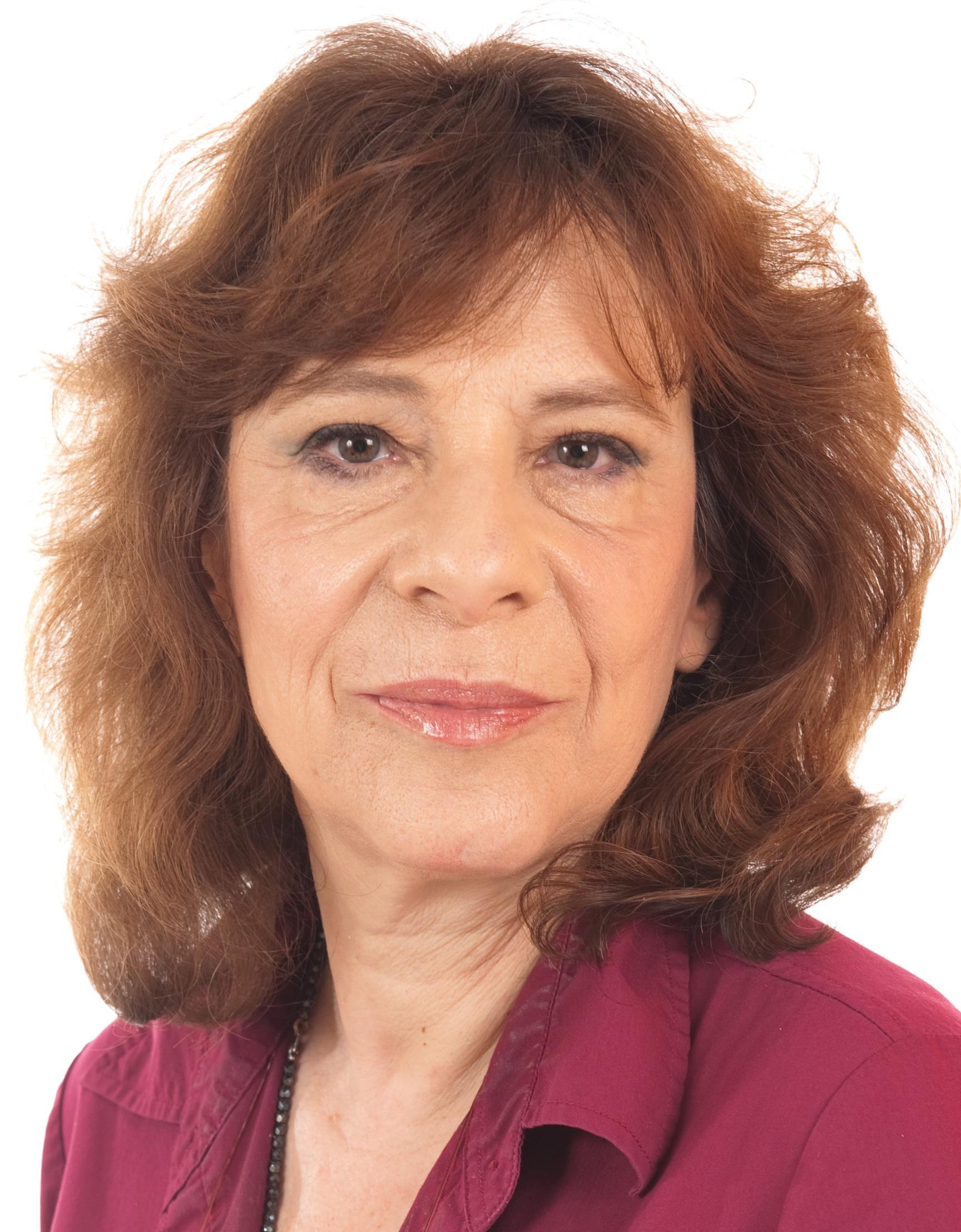 portrait of Rachelle Alterman