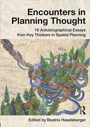 Selected as one of 16 key thinkers in planning thought, in project:<br /> <strong>Encounters in Planning Thought</strong>.  Includes book and lecture series – click here.